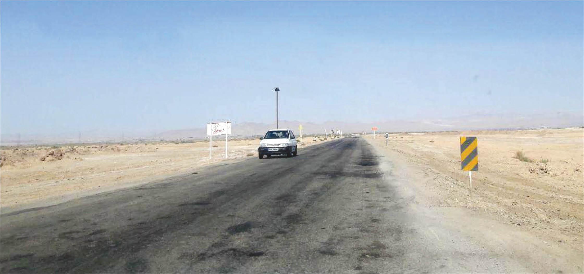 نگاهی به مشکلات روستای امیرآبادجاجرم