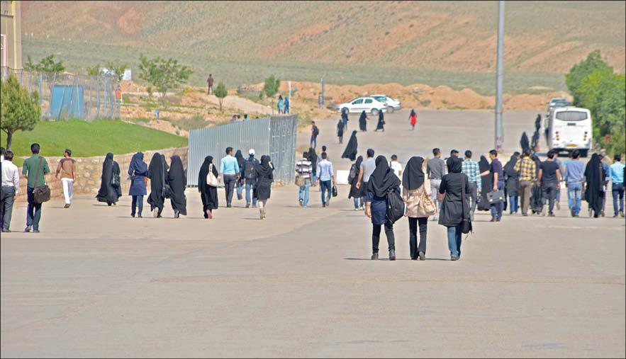 انتظارات دانشجویان استان خراسان شمالی  از دولت جدید